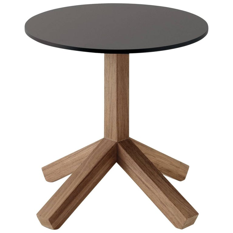 Stone Top Outdoor Coffee Table: Roda Root 045 Outdoor Side Or Coffee Table In Teak With
