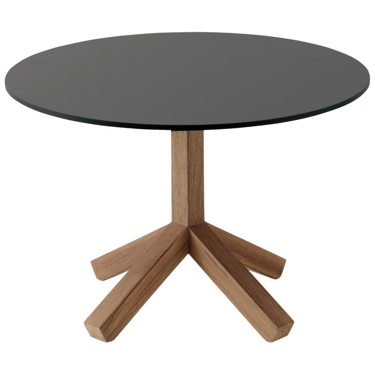 Stone Top Outdoor Coffee Table: Roda Root 046 Outdoor Side Or Coffee Table In Teak With