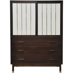 Harvey Probber High-Boy Tall Dresser
