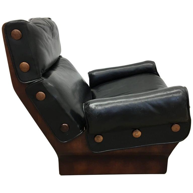 Canada Lounge Chair by Osvaldo Borsani for Tecno
