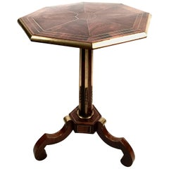 English Regency Period Table Attributed to Thomas Parker