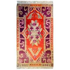 Fantastic Early 20th Century Samarkand Rug
