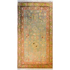 Amazing Early 20th Century Samarkand Rug