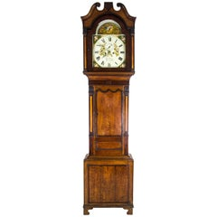 Antique Long Case Clock, Grandfather Clock, John Parry Tremadoc, 1820  REDUCED!!