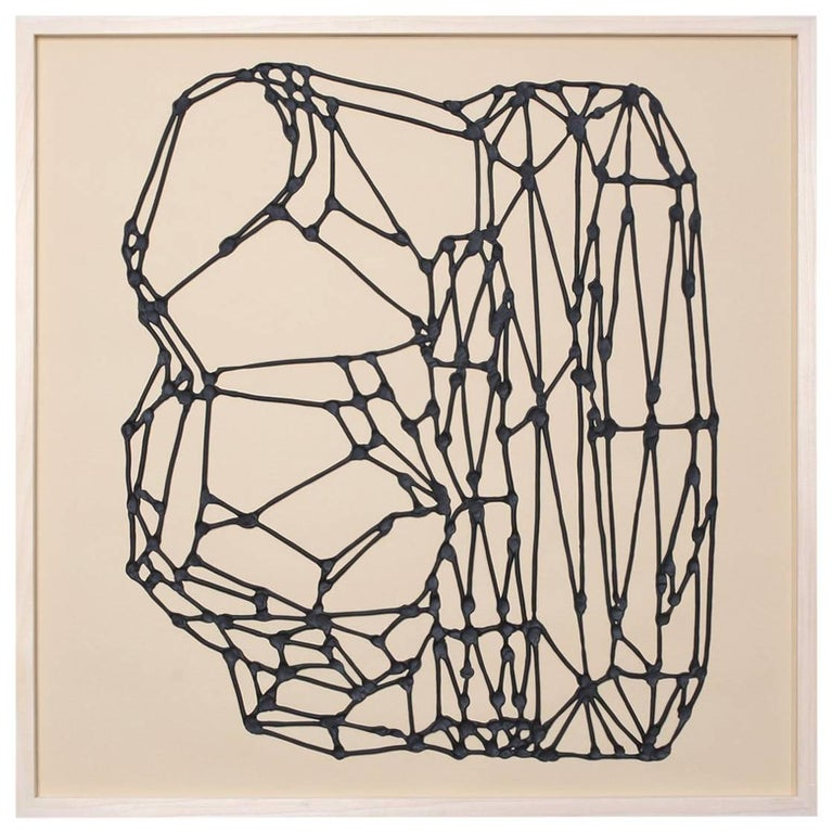 Contemporary Abstract Art, Eric Von Robertson, Final Edition For Sale