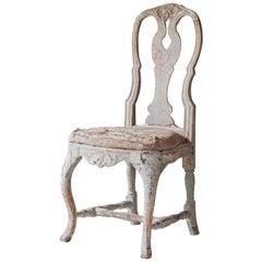 18th Century Rococo Chair
