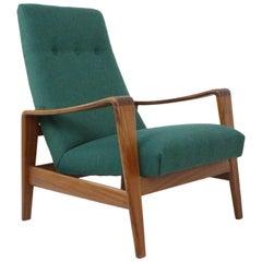 Danish Arne Wahl Iversen Armchair for Komfort, 1960s
