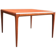 Johannes Andersen for CFC Silkeborg Teak Table