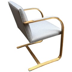 Bronze Flat Bar Brno Chair