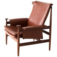 Finn Juhl Lounge Chair for France & Sons