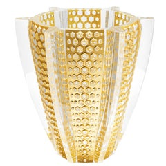 LALIQUE Rayons Vase Limited Edition 88 ex