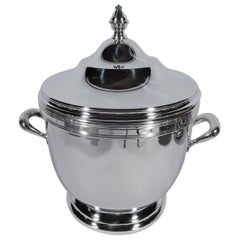Tiffany Sterling Silver Classic Ice Bucket