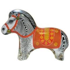 Abraham Palatnik Lucite Pony Sculpture, 1960