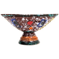 Whimsical Bowl by Fratelli Fanciullacci