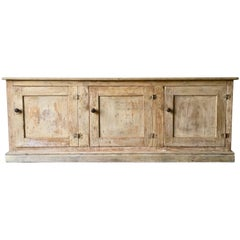 19th Century Italian Painted Sideboard