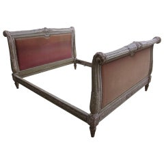 19th Century French Louis XVI Bed