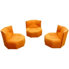 Bernard Govin Love Seats