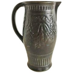 Bing & Grondahl Cathinka Olsen Pitcher with Handle #154