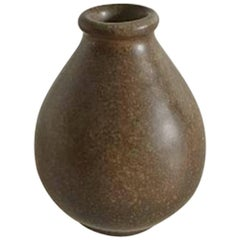Bing & Grondahl Unique Stoneware Vase K58, 182