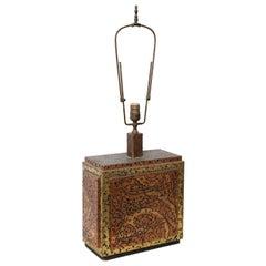 Arenson Studios Brutalist Lamp