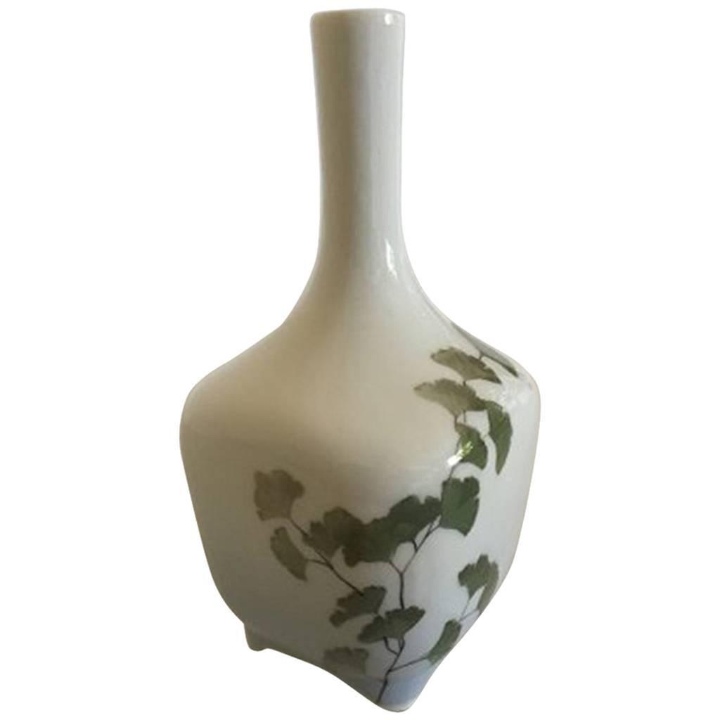 Royal Copenhagen Art Nouveau Vessel Vase No. 83/135