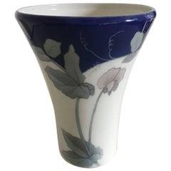 Royal Copenhagen Art Nouveau Vase # 289/140