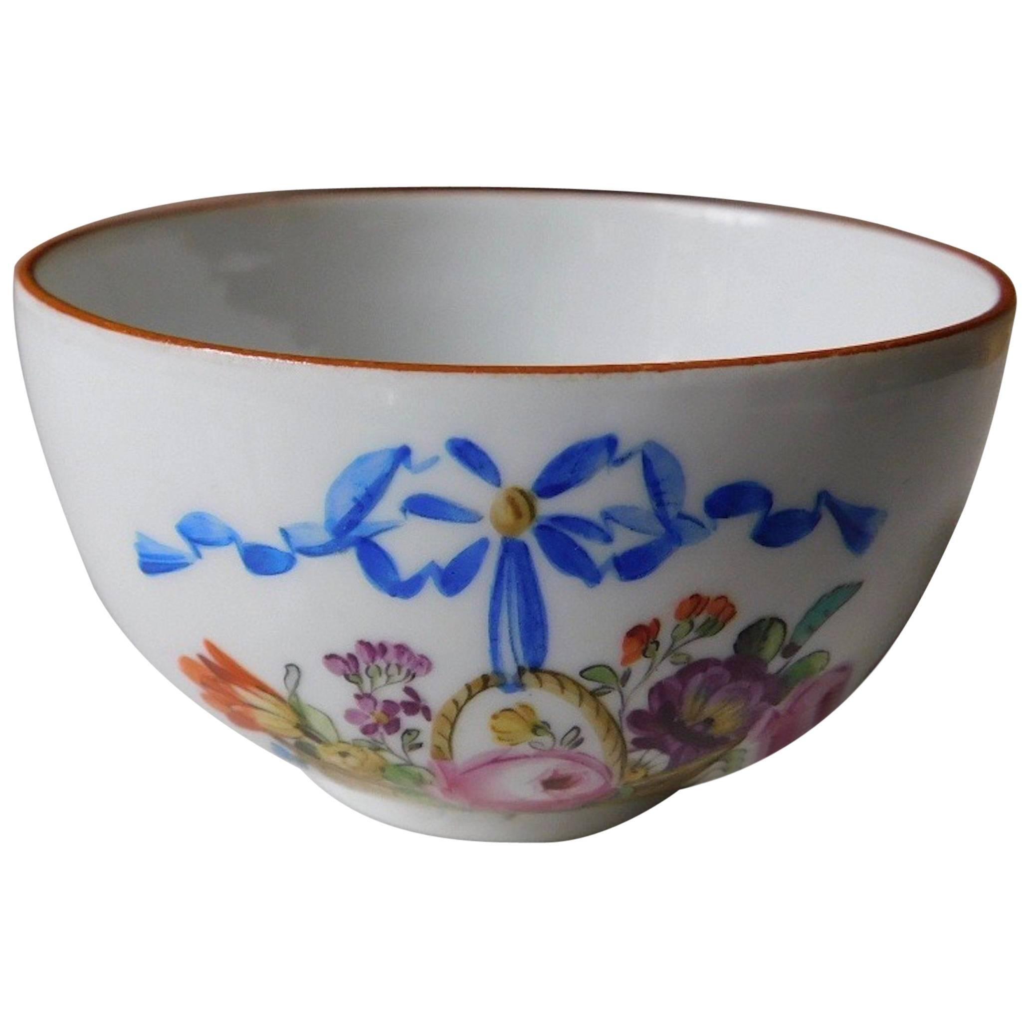 Antique 18th Century Meissen Porcelain Cup