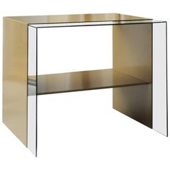 Verge Metal Side Table