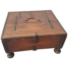 17th-18th Century Franco-Flemish Spice/Salt Box