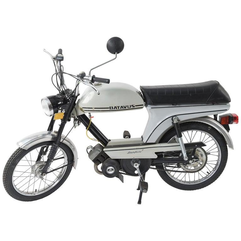 Batavus Starflite Moped For Sale at 1stdibs  Batavus