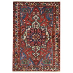 Antique Rugs, Bakhtiari Persian Rugs, Carpet from West of Iran
