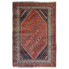 Antique Persian Rugs, Traditional Rugs, Lori Carpet from Shiraz