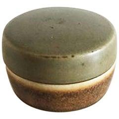 Bing & Grondahl Lidded Stoneware Box #5810