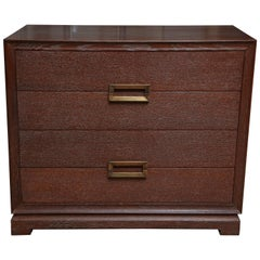Cerused Oak Chest