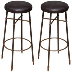 Pair of Italian Barstools