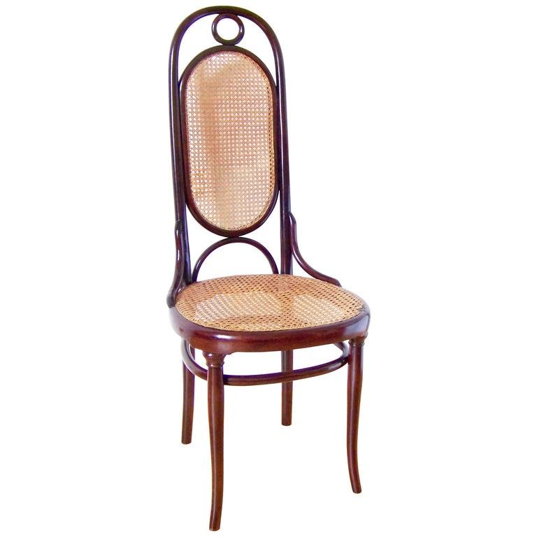 Chair Gebrüder Thonet Nr.17, circa 1887-1910