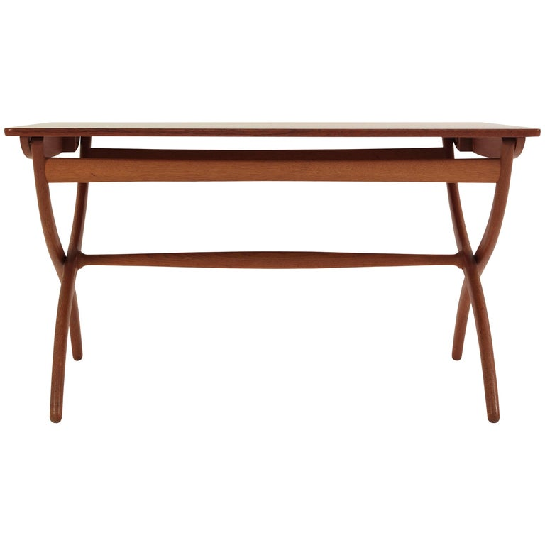 Coffee Table by Ole Wanscher For Sale