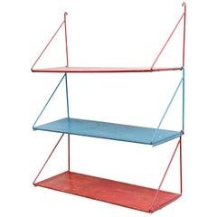 Shelves in the Style of Mathieu Matégot