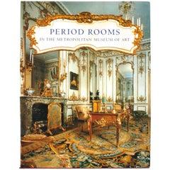 """""""Period Rooms in The Metropolitan Museum of Art"""" Book"""