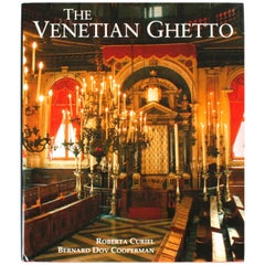 """The Venetian Ghetto,"" First Edition Book"