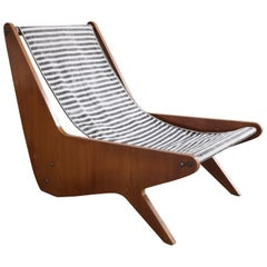 Early Plywood Lounge Chair