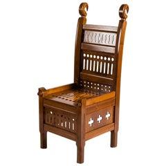 Scandinavian Chair, Early 20th Century