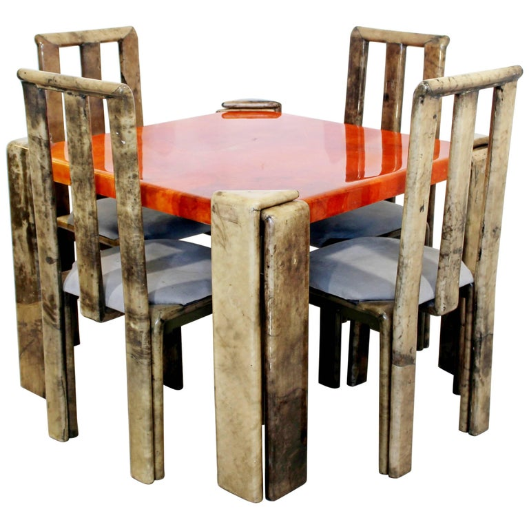 mid century modern mackintosh style memphis dining game table and