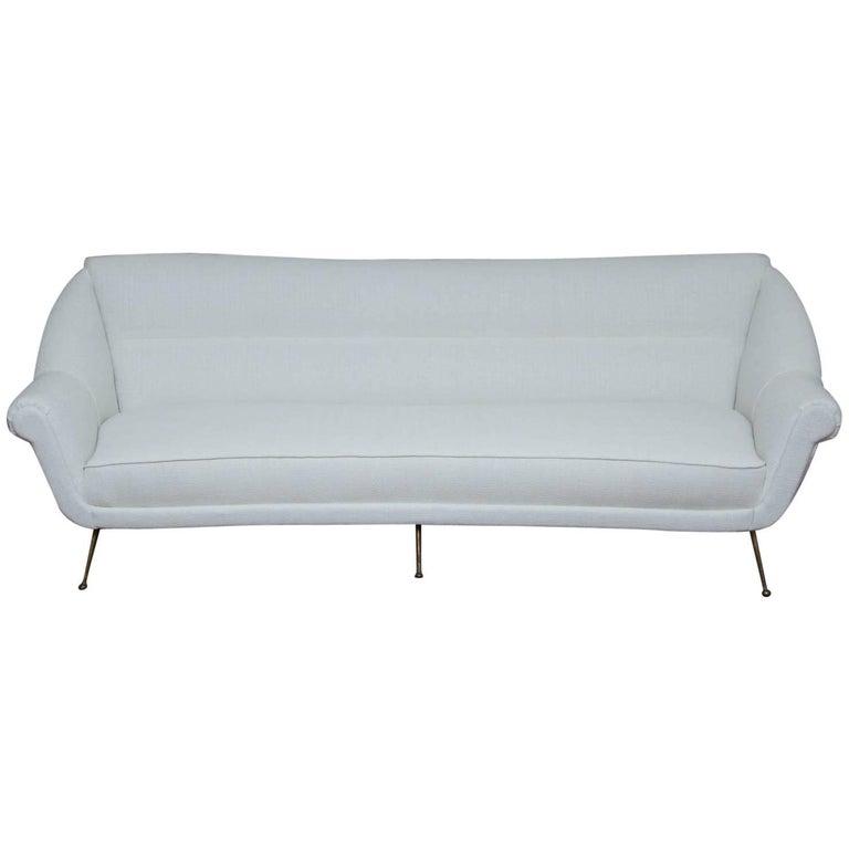 Gio Ponti Style Sofa