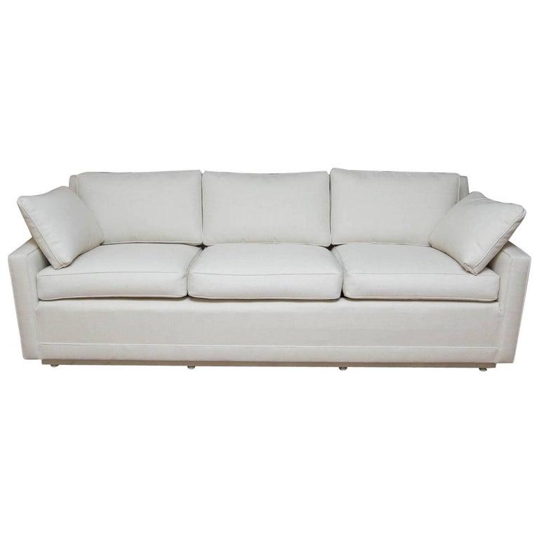Dunbar Tuxedo Sofa