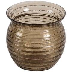Daum Vase, France, C. 1930