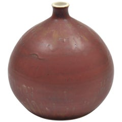Stephen Polchert Ceramic Vase, 1950