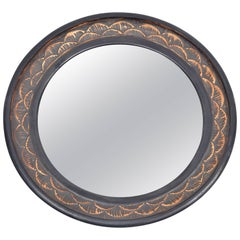 Stephen Polchert Ceramic Mirror