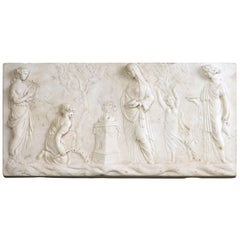 Marble Tablet, circa 1800