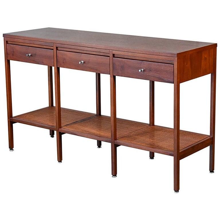 Paul McCobb Delineator Console Table